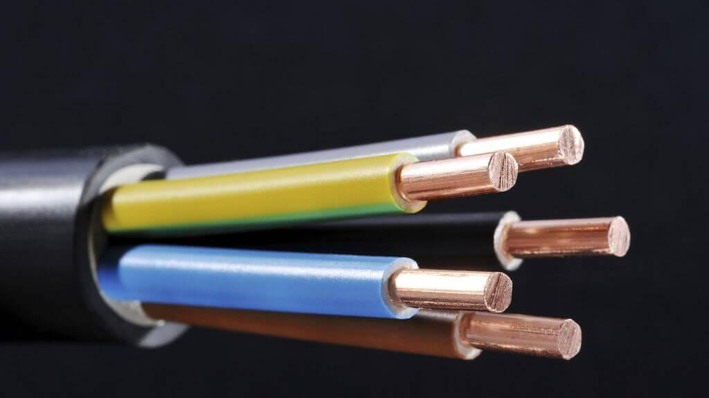Материал системы разводки электрики в доме - NYM